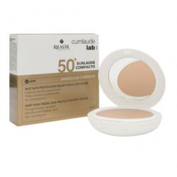 Sunlaude Maquillaje Compacto Light SPF50+ 10g