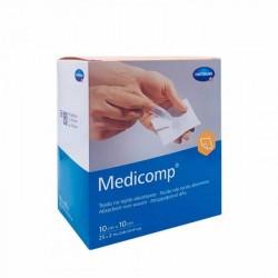 Medicomp Gasas suaves 10X10...