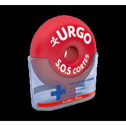 Urgo SOS Cortes 3M x 2.5CM