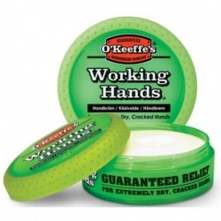O Keeffes Working Hands...