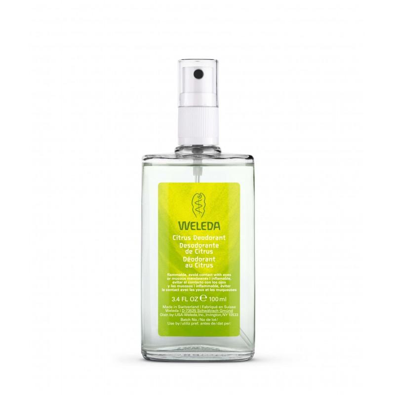 Desodorante de Citrus 100 ml