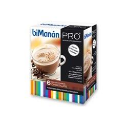 Bimanan Pro Batido Chocolate 6 Uni 30 g