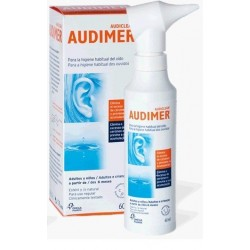 Audimer Higiene Del Oido 60 ml