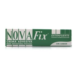 Novafix Crema Adhesiva Extrafuerte 20G.
