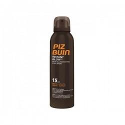 Piz Buin Spray Solar Instant Glow Piel Luminosa Fps 15 Protección Media 150 ml