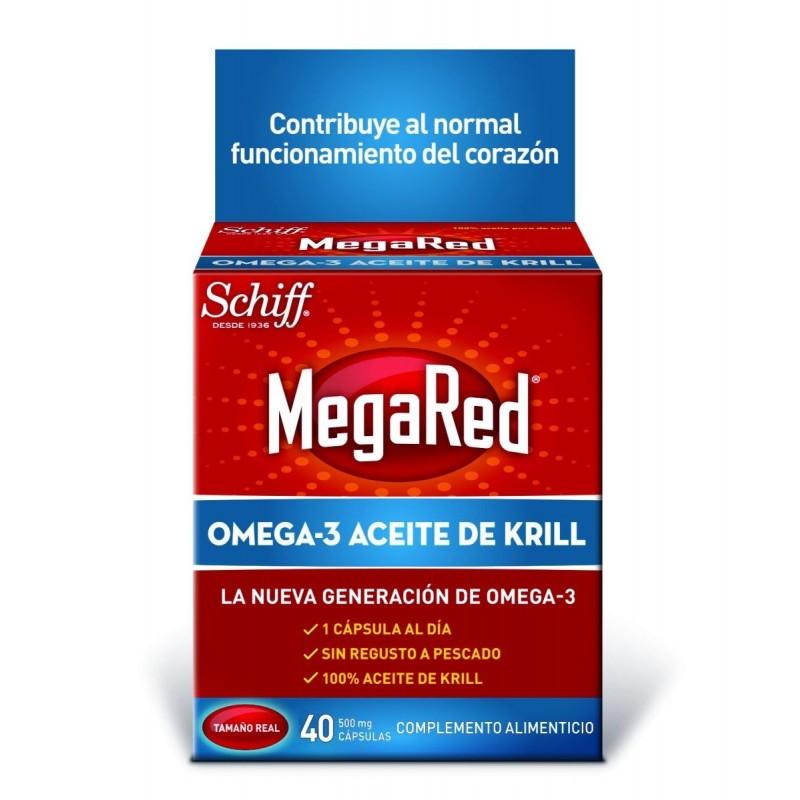 Megared 30+GRATIS 10 capsulas