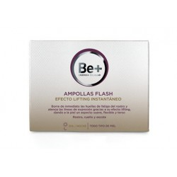 BE+ Ampollas efecto flash 5 x 2 ml