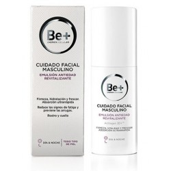 Be+ Emulsion antiedad masculina 50 ml