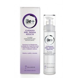 Be+ Fluido Hidratante 24h Matificante 50ml