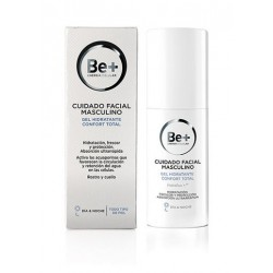 Be+ Gel Hidratatante Facial Masculino 50 ml
