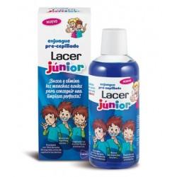 Lacer Junior enjuage pre-cepillado