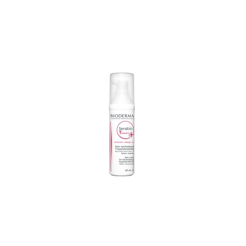 Bioderma Sensibio Tolerance+ Tratamiento Hipersensibilidad Cutánea Airless 40 ml