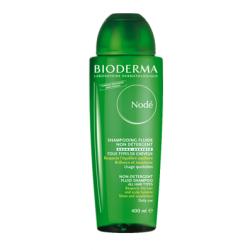 Bioderma Nodé Fluido  Champú no Detergente de Uso Frecuente Frasco 400 ml