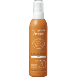 Avene Spray Solar SPF20 Piel Sensible 200 ml