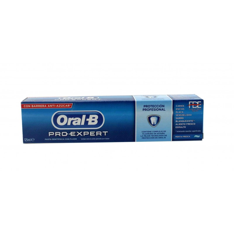 ORAL-B PRO EXPERT PROTECCION PROFESIONAL   125 ML