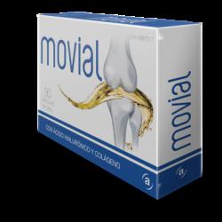 Movial 30 Cápsulas Ácido Hialurónico y Colágeno