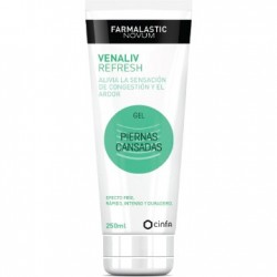 Farmalastic gel piernas cansadas Novum Venaliv refresh 250 ml