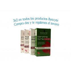 Biocyte Hyaluronic forte 200 mg 30 comprimidos