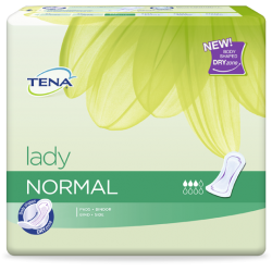 Tena lady normal compresas 24 unidades