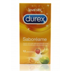 DUREX PLEASUREFRUITS EASY ON 12
