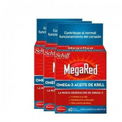 Megared Pack 3x60 Cápsulas