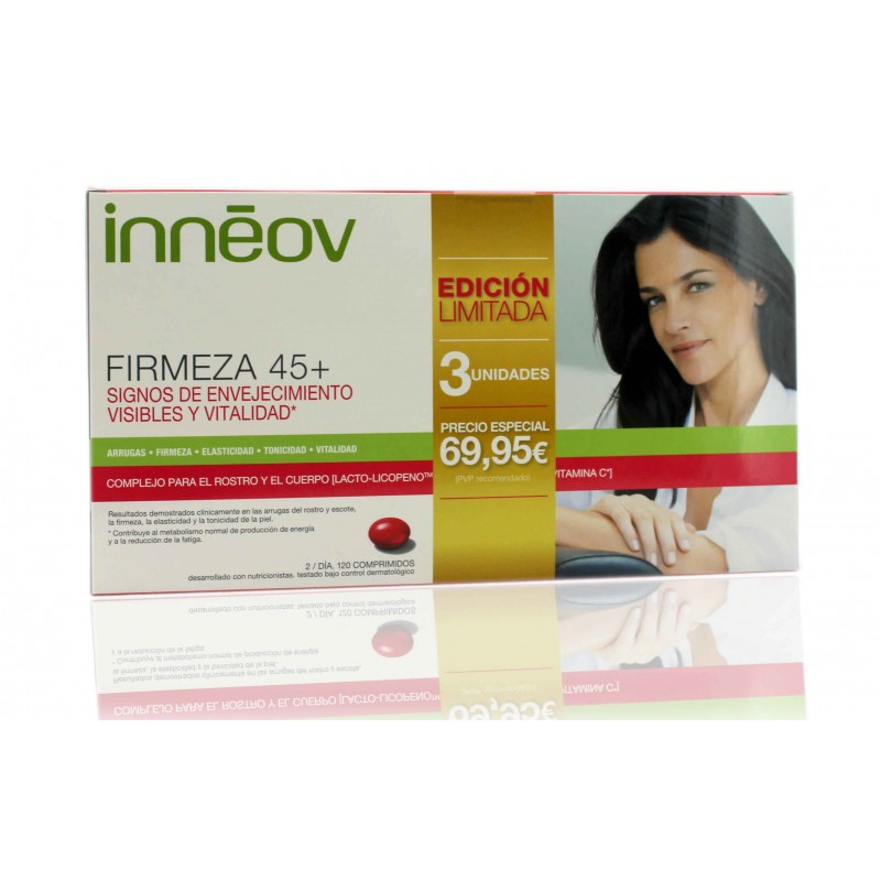 Inneov Firmeza 45+ 120 comprimidos