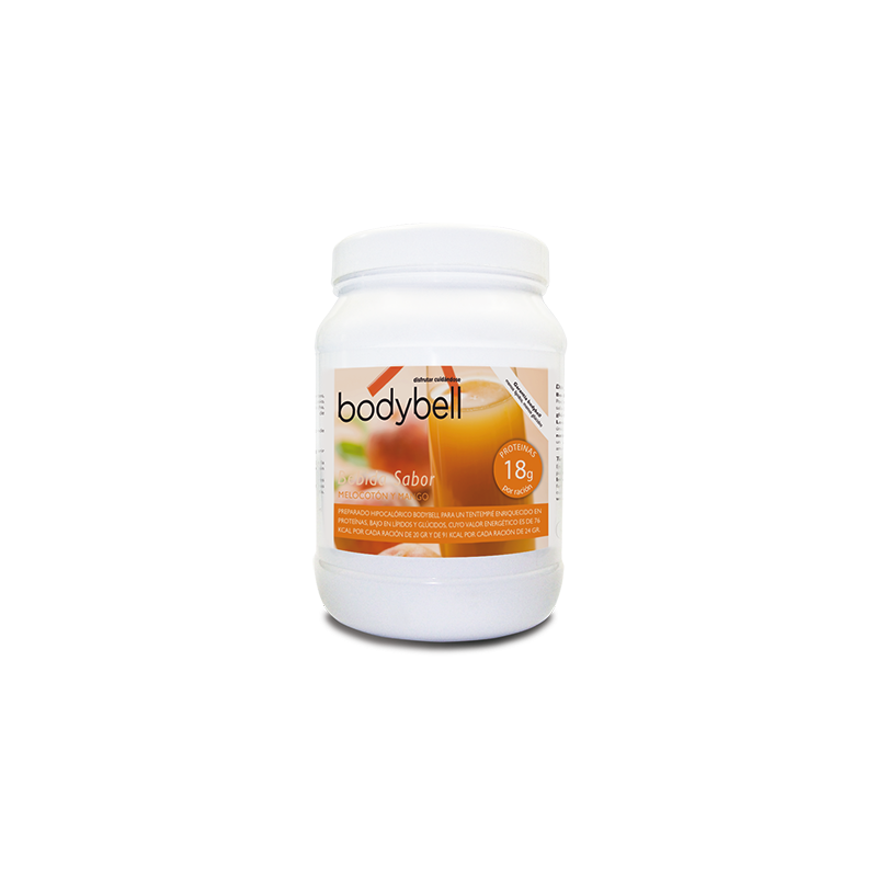 Bote Melocoton-Mango 450 Grs.