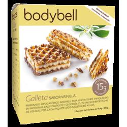 Bodybell Galletas Vainilla  Caja  5 Uds 2ª Fase