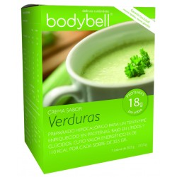 Bodybell Caja Crema Verduras 7 Sobres