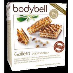 Bodybell Galletas Vainilla  5 Uds 1ª Fase