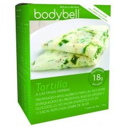 Tortilla Finas Hierbas Caja 7 Sobres