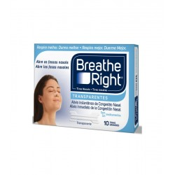 TIRA NASAL BREATHE TRANSP GD10