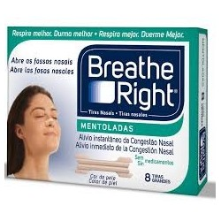 TIRA NASAL BREATHE BEIGE GD 8