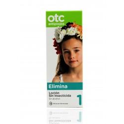 Otc Antipiojos Loción Sin Insecticida. 125 ml