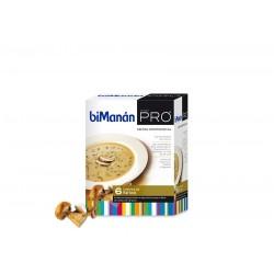 Bimanan Pro Crema Setas 6 Sobres 30 g