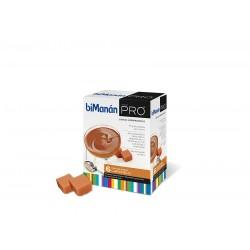 Bimanan Pro Crema Caramelo 6 Sobres 45 g