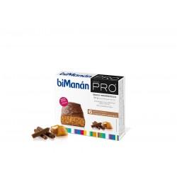 Bimanan Pro Barrita Chocolate Caramelo 6 Uni