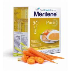 Meritene Puré Pollo 6 Sobres x 75 gr