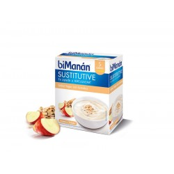 Bimanan Crema Yogur Cereales 6 Sobres