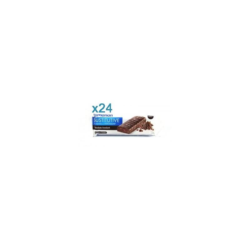 Bimanan Barrita Chocolate Negro Fondant 24 Uni