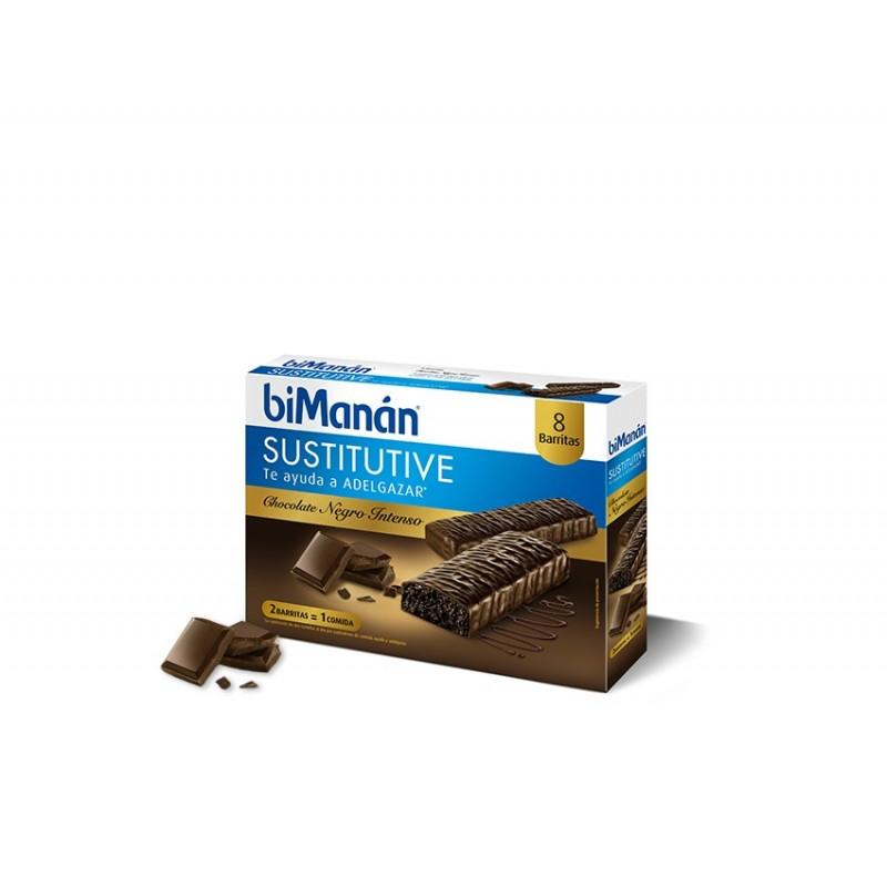 Bimanan Barrita Chocolate Intenso 8 Uni 40 g