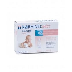 Rhinomer Baby Narhinel Confort Aspirador Nasal 10 Recambios Blando Desechable