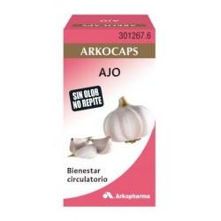 Arko Ajo 330 mg 50 Capsulas