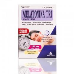 Melatonina tri Angelini 1.99 30 comprimdos
