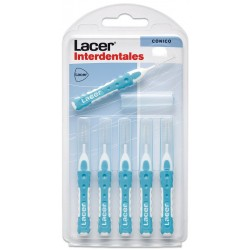 Lacer Cepillo Interdental Conico 6 Unidades