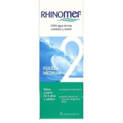 Rhinomer Fuerza 2 Medium 135 ml
