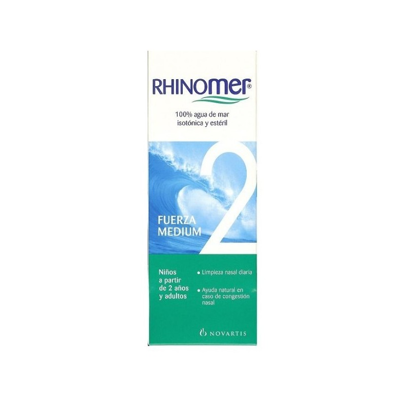 Rhinomer Fuerza 2 Medium 135 ml