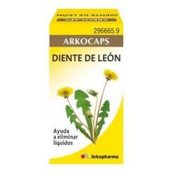 Arko Diente Leon 250 mg 50 Capsulas