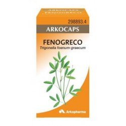 Arko Fenogreco 50 Capsulas