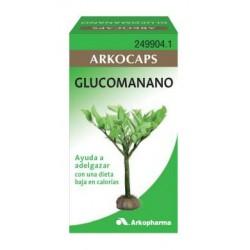 Arko Glucomanano (Konjac) 80 Capsulas